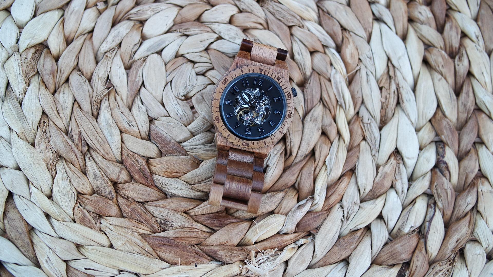 JORD Dover Wood Watch