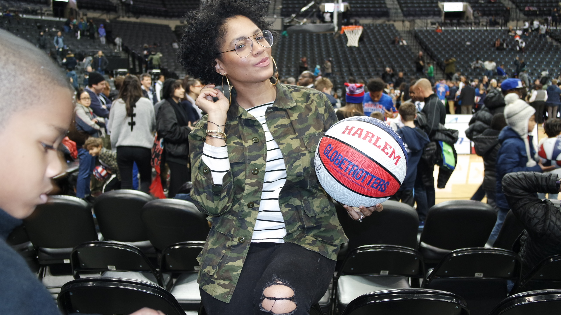Harlem Globetrotters At Barclays Center