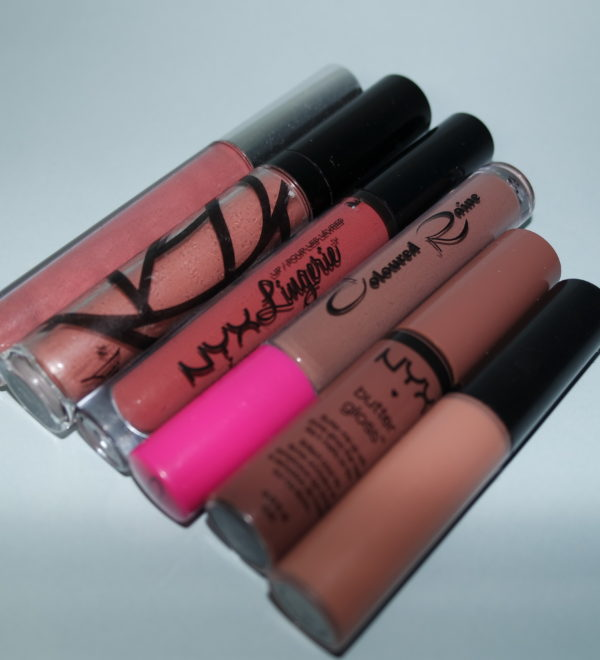 Favorite Nude Lip Colors