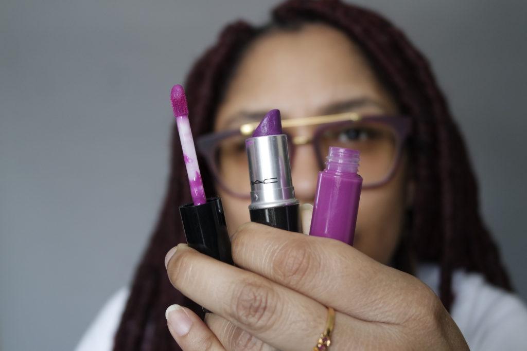 MAC Tinted Lipglass Heroine