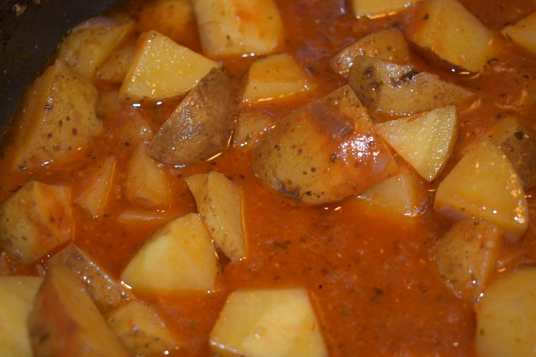 My Skillet Potato Recipe
