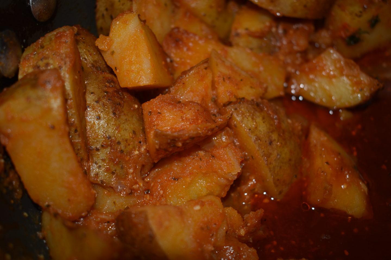 My Potato Skillet Recipe