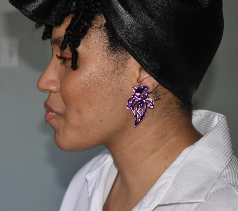 IcontaKT Virgo Earrings