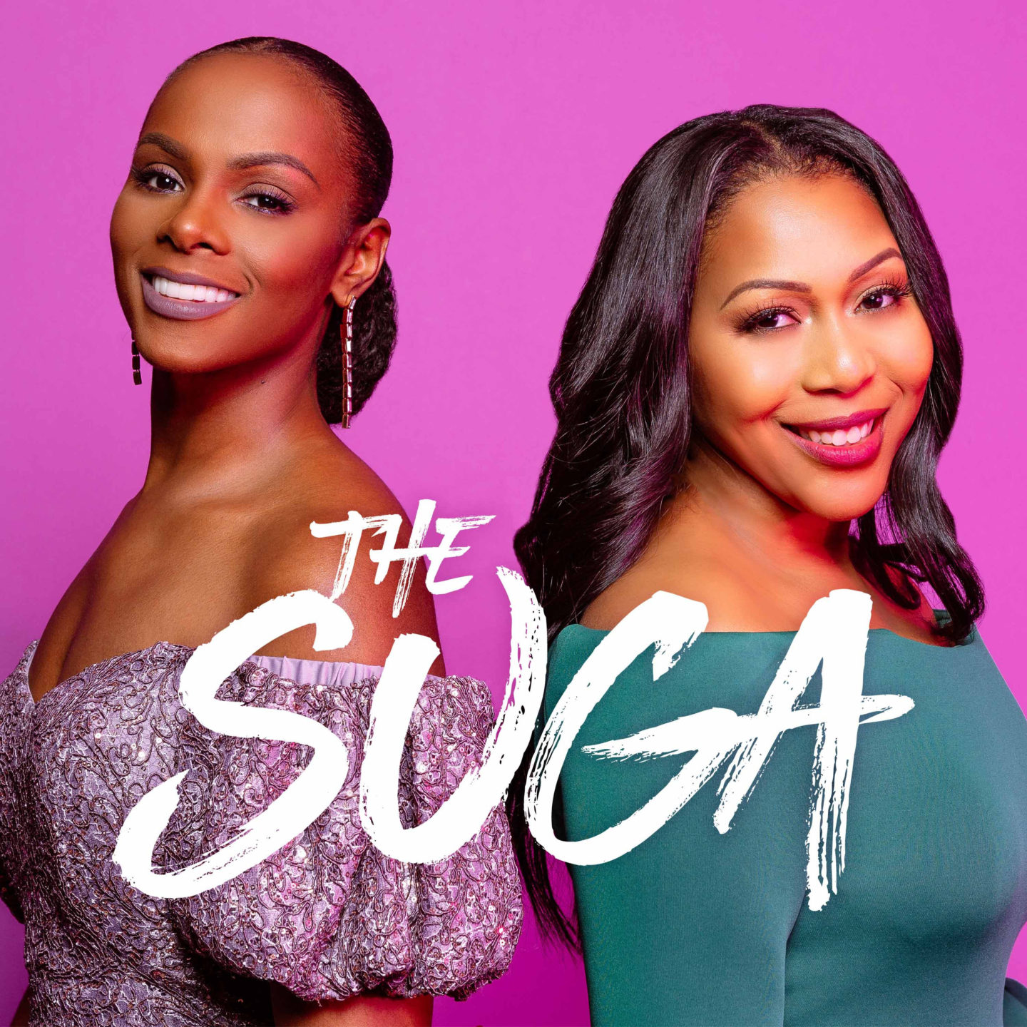The Suga Podcast  Tika Sumpter  Thai Randolph